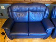 Ledersofa Set Ledercouch Set Sofa
