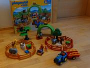 Playmobil Zoo 1 2 3