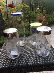 Glas Vorratsbehälter von Alessi