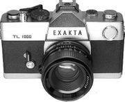 Fotokamera Exakta TL 1000