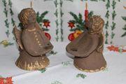 Zwei Engelfiguren aus Mittelfranken suchen