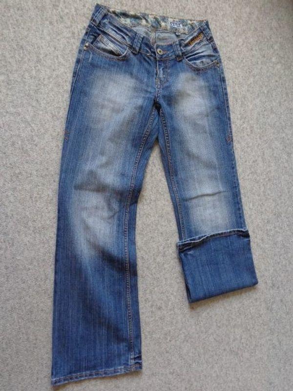 Vintage - Hose Jeans IDPDT Gr