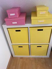 Ikea Kallax Boxen 8 stück