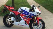 Nagelneu 2015 Honda CBR 600