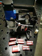 BDS Magnetbohrmaschine MAB 485 SB