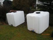 IBC 1000l Regenwasser Container Speicher