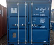20 DV Lagercontainer Seecontainer Materialcontainer -