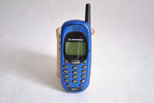 Motorola cd 930 Handy