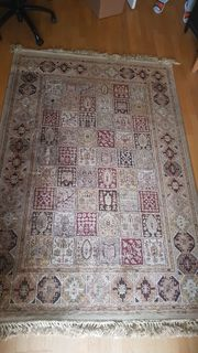 Perser Teppich Maschinell hergestellt