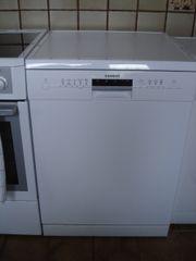 Freistehende Geschirrspülmaschine Siemens