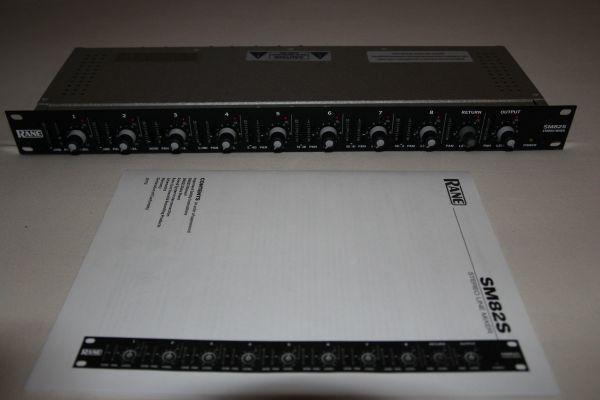 Rane SM82S Stereo Line Mixer