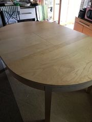 Bjursta ikea Tisch rund