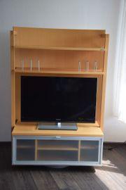 TV Hifi-Rack Schrank Hülsta Buche