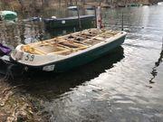 Ruderboot GFK Boot