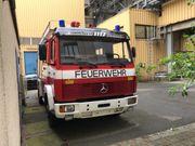 Mercedes Benz 1117 Automatik Feuerwehrauto