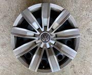 4 x VW Stahlfelgen 6