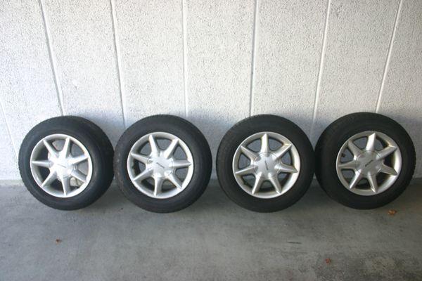 Chrysler PT Räder