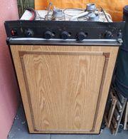 Gaskühlschrank aus Wohnwagen