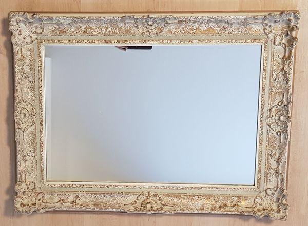 Spiegel im Barockrahmen siehe Abbildungen