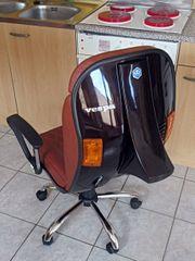 Vespa-Designerstuhl zu verkaufen