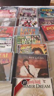 CDs gebraucht in guten Zustand