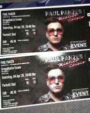 2 Tickets Paul Panzer Midlife