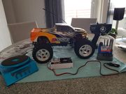 HPI E-SAVAGE 4WD Elektro Monstertruck