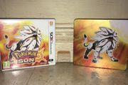 Nintendo 3DS Spiel Pokemon Sonne