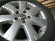 Satz Alufelgen VW Golf 5