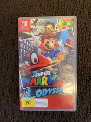 Super Mario Odyssee Nintendo switch