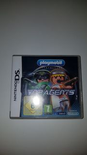 Nintendo Ds spiel-playmobil Top-Agents