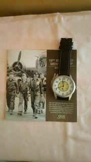 Amerikanische Armbanduhr