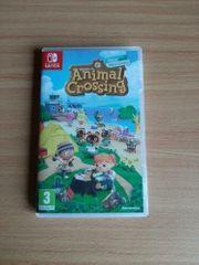 Nintendo Switch Animal Crossing