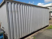 Container 6 m lang