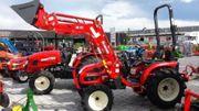 Kompakt Traktor Branson 3100 H
