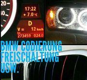 BMW CODIERUNG CODIEREN FEHLERSPEICHER E90E91E92E60E61F10F15F30