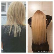 Haarverlängerungen Tape Bonding Microring