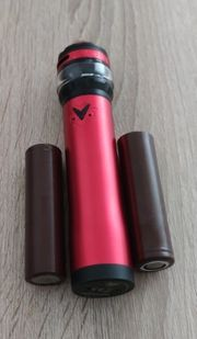 E-Zigarette zum dampfen
