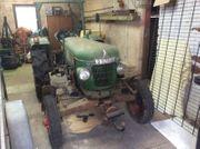 Traktor Schlepper Fendt Modell FL120