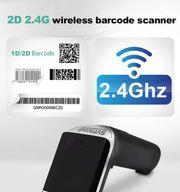 WIFI Barcode-Scanner Bluetooth-Barcode-Scanner Hand-Barcode-Leser