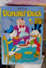 Donald duck retro comic