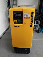 KAESER Schraubenkompressor 8 bar Komplettgerät