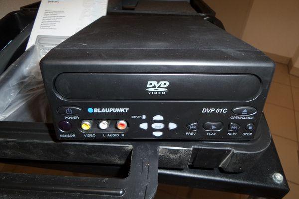 Car Video Spieler Blaupunkt DVP