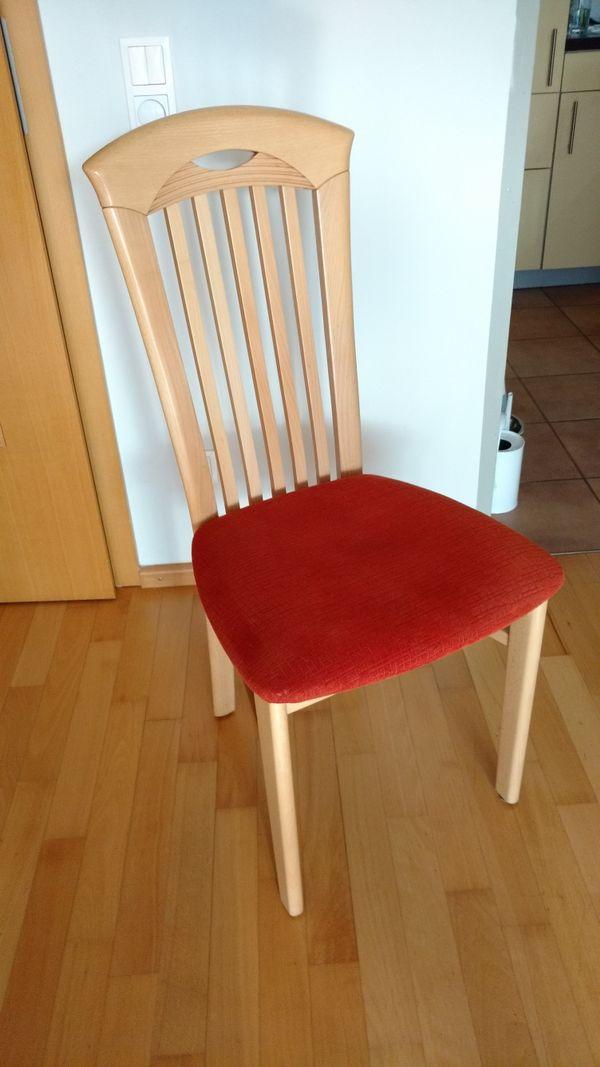Stuhle esszimmer rollen gebraucht kaufen nur 3 st bis for Stuhle esszimmer gebraucht