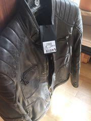 Belstaff Weybridge Lederjacke mit Etiketten