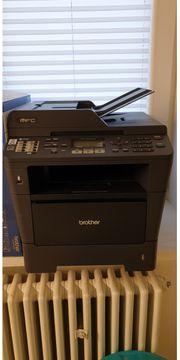 Multidrucker Brother MFC 8520dn gebraucht
