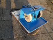 Vertikalschleif- und Poliermaschine SLB-20