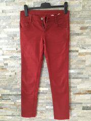S Oliver Jeans rot