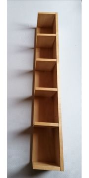 Ikea Benno CD Bücherregal