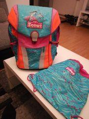Schultasche Scout Mädchen